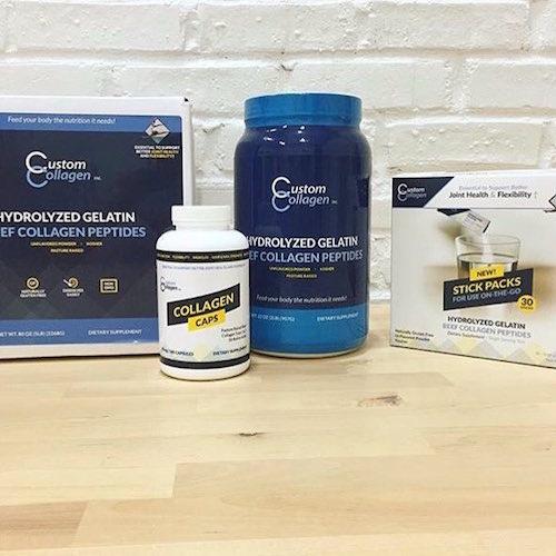 Custom Collagen - Paleo Friendly - Paleo Foundation