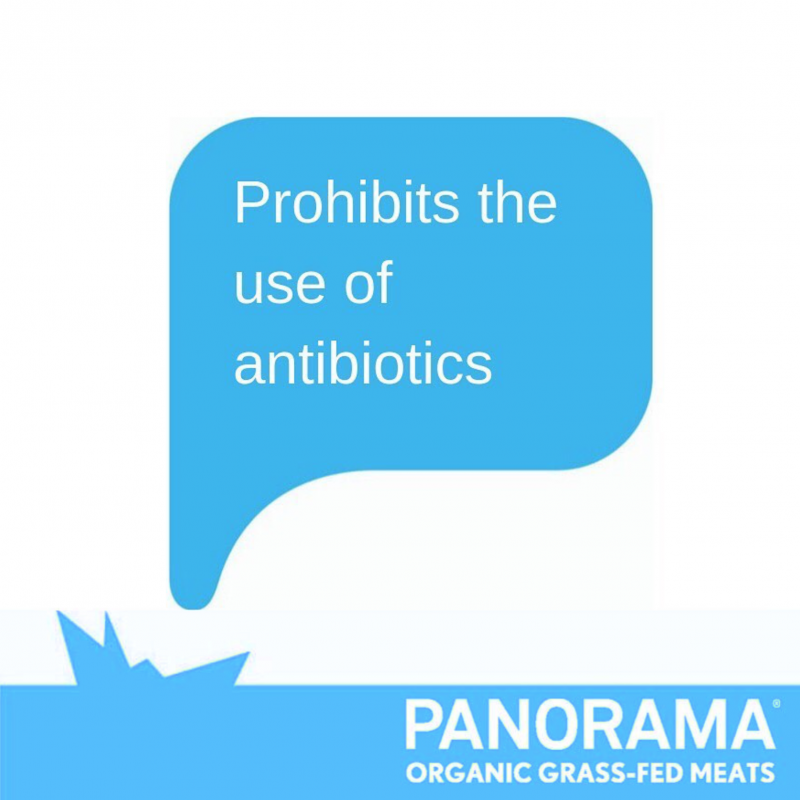 Prohibits Antibiotics - Panorama Meats - Certified Paleo, Keto Certified by the Paleo Foundation