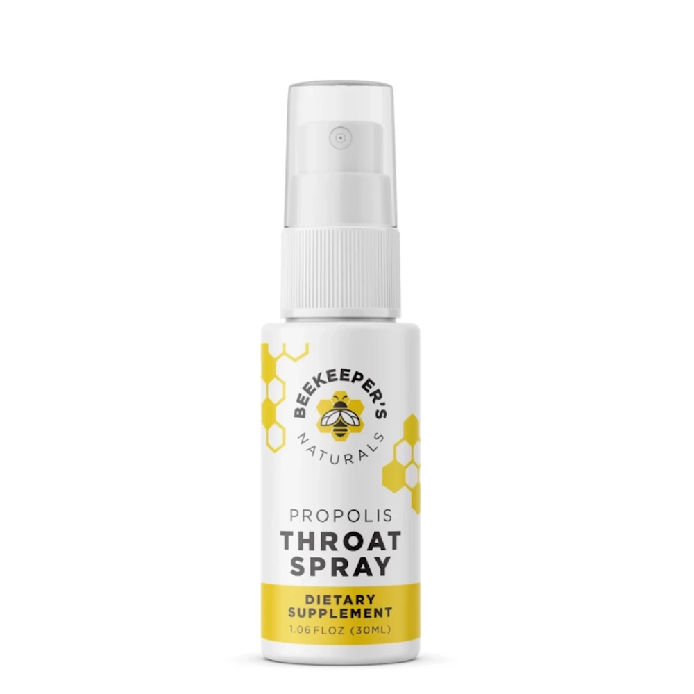 Propolis Spray - Beekeeper's Naturals - Certified Paleo, Keto Certified by the Paleo Foundation