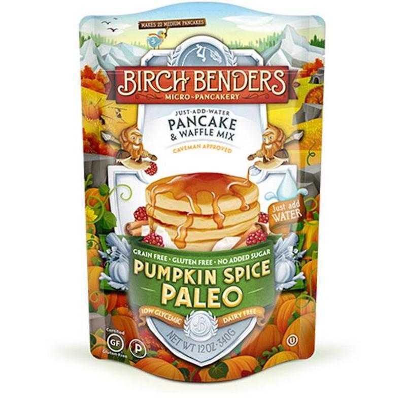 Pumpkin Paleo Spice - Birch Benders - Certified Paleo - Paleo Foundation