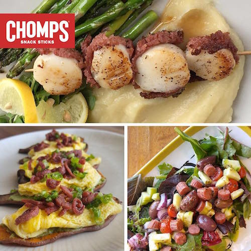 Recipes w: Chomps - Chomps - Certified Paleo, Whole30 Approved - Paleo Foundation