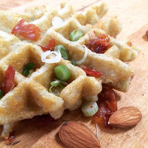 Savory Waffles - Liberated Specialty Foods - Certified Paleo - Paleo Foundation