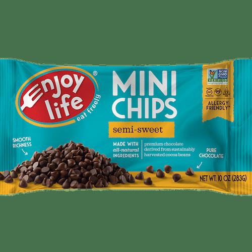 Enjoy Life Semi Sweet Chocolate Chips Paleo
