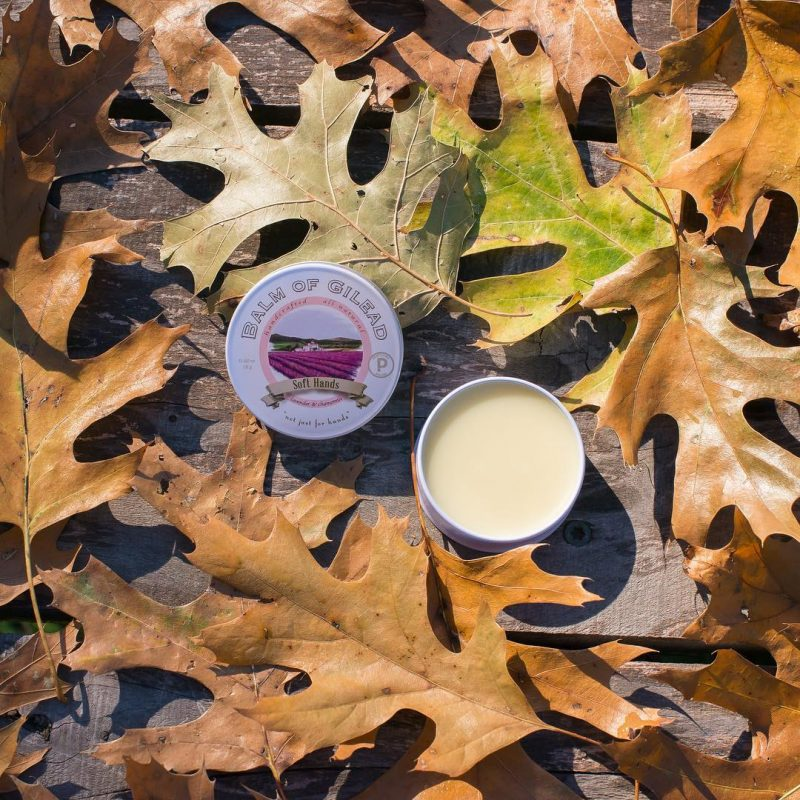 Soft Hands 1 - Balm of Gilead - Certified Paleo by the Paleo Foundation