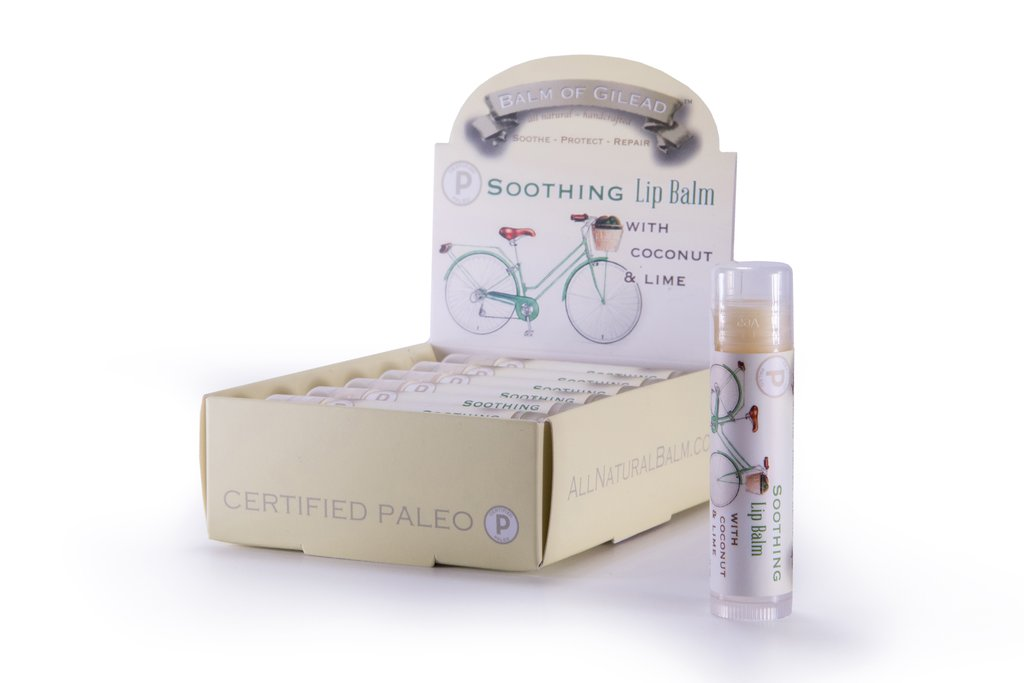 Soothing Coconut & Lime Lip Balm