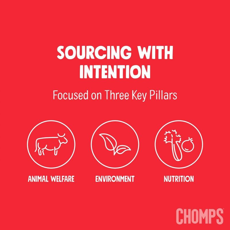 Sourcing with Intention 1 - Chomps Snack Sticks - Certified Paleo, Keto Certified by the Paleo Foundation