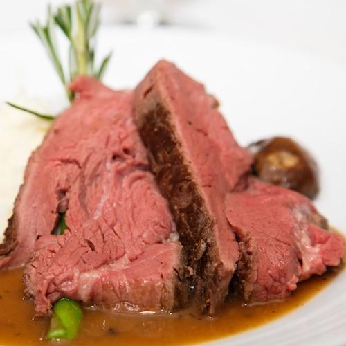 Steak with Sauce - Australian Grassfed Meats - Paleo Approved - Paleo Foundation