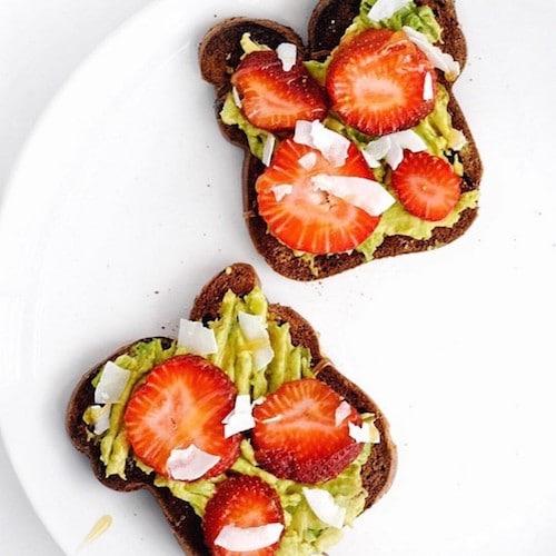 Strawberry & Avocado Spread - Barely Bread - Certified Paleo, KETO Certified - Paleo Foundation