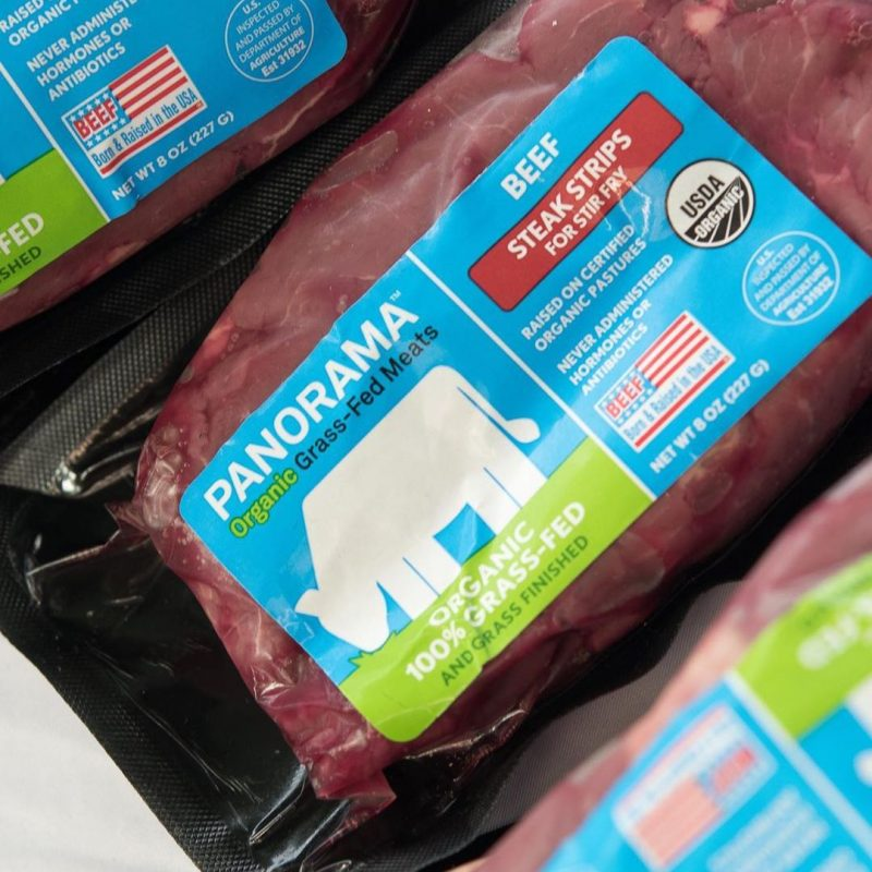 Strip Steaks - Panorama Meats - Certified Paleo, Keto Certified by the Paleo Foundation