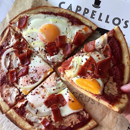 The Spunky Coconut Naked Pizza Crust - Cappello's - Certified Paleo - Paleo Foundation