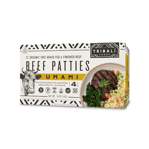 Umami - Tribalí Foods Organic 100% Grass-fed Beef - Certified Paleo - Paleo Foundation