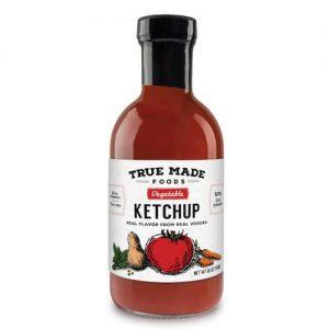 Vegetable Ketchup - True Made Foods - Certified Paleo, Paleo Vegan - Paleo Foundation