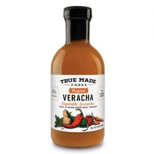 Veracha Vegetable Sriacha - True Made Foods - Certified Paleo, Paleo Vegan - Paleo Foundation