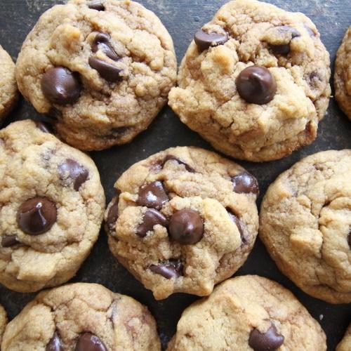 Otto's Naturals Chocolate Chip Cookies - Otto's Cassava Flour - Certifed Paleo, Paleo Vegan - Paleo Foundation