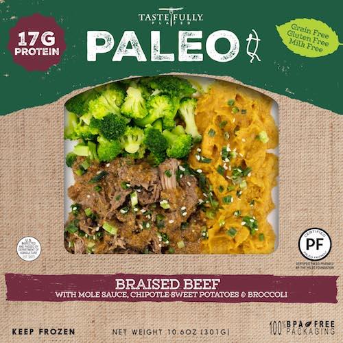 Braised Beef - Tastefully Plated - Paleo Friendly - Paleo Foundation