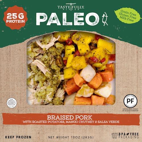 Braised Pork - Tastefully Plated - Paleo Friendly - Paleo Foundation