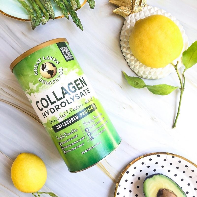 Collagen Hydrolysate 1 - Great Lakes Gelatin - Certifed Paleo Friendly, Keto Certified by the Paleo Foundation