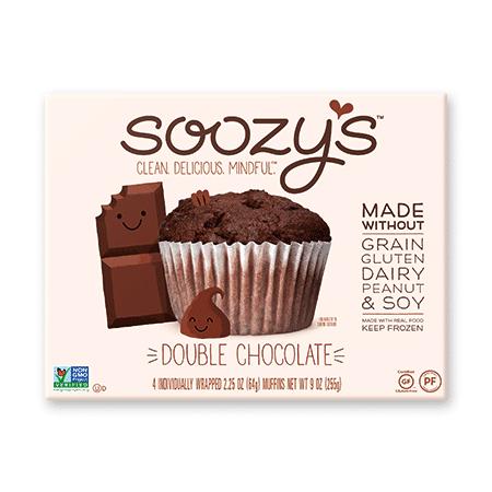 Double Chocolate - Soozys - Paleo Friendly - Paleo Foundation