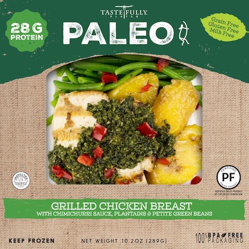 Grilled Chicken Chimichurri - Tastefully Plated - Paleo Friendly - Paleo Foundation