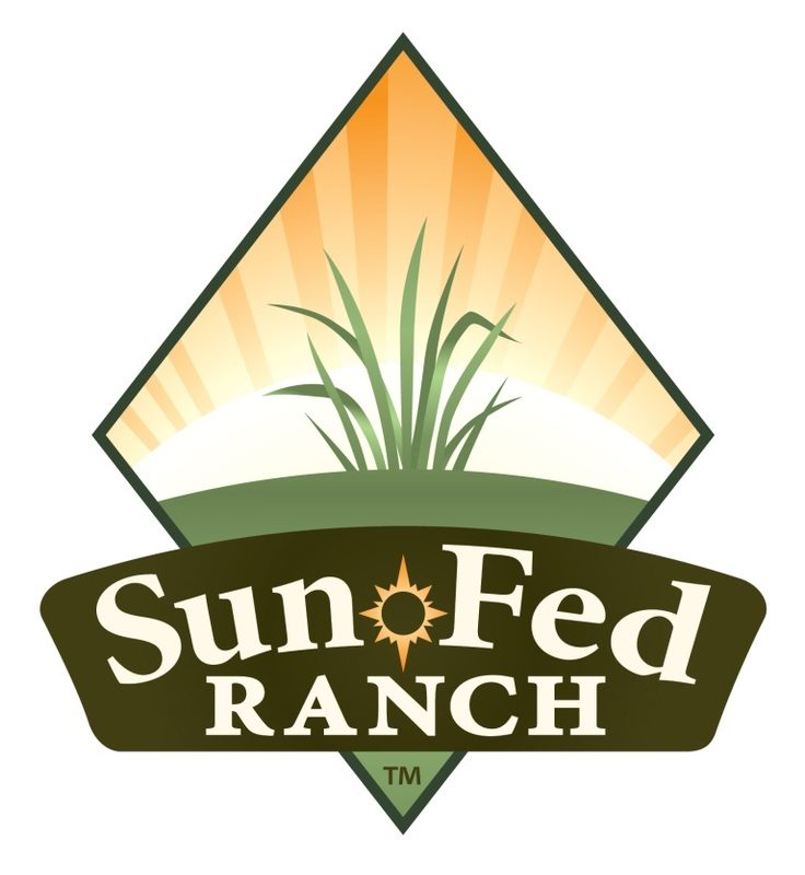 Sun Fed Ranch Logo