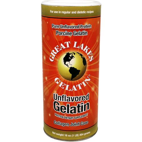 Porcine Gelatin - Greak Lakes Gelatin - Paleo Friendly, KETO Certified - Paleo Foundation