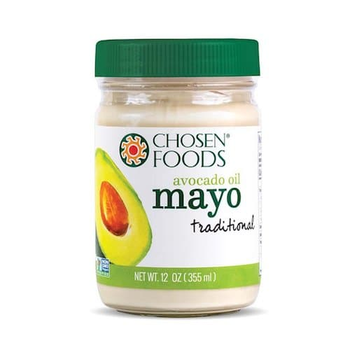 Avocado Oil Mayo Traditional - Chosen Foods - Certified Paleo - Paleo Foundation