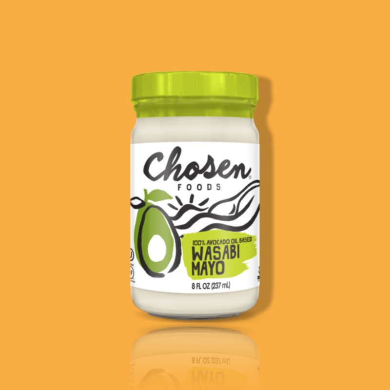 Avocado Oil Wasabi Mayo 10 - Chosen Foods - Certified Paleo by the Paleo Foundation