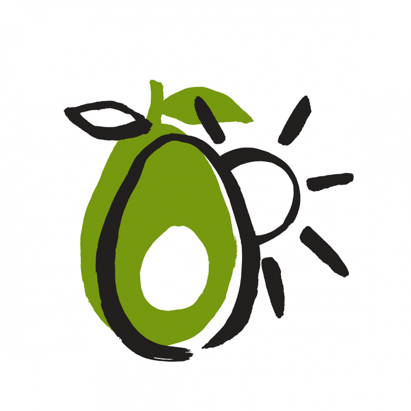 Avocado logo - Chosen Foods