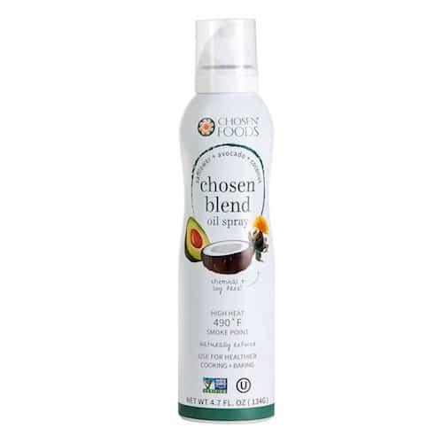 Organic Chosen Blend Oil Spray - Chosen Foods - KETO Certified - Paleo Foundation