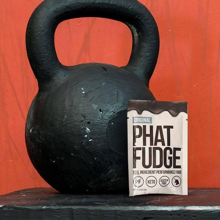 Paleo Friendly Phat Fudge Keto Performance Fuel by Mary Shenouda Paleo Chef