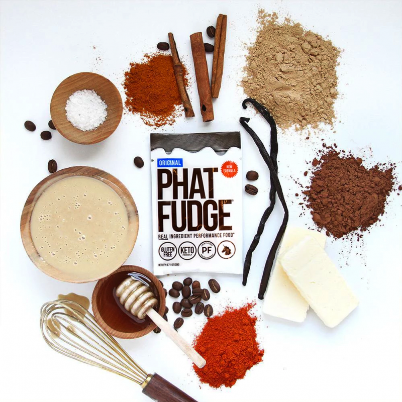 Phat Fudge 2 - Paleo Friendly - Paleo Foundation