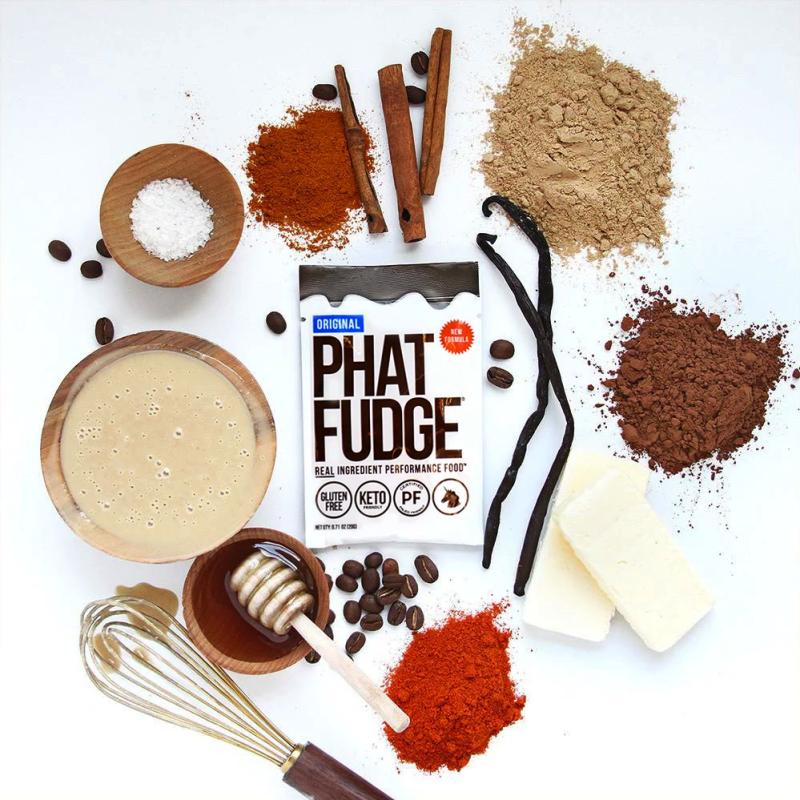 Phat Fudge 2 - Paleo Friendly - Paleo Foundation