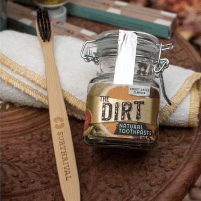 The Dirt Super Natural Personal Care Certified Paleo by the Paleo Foundation
