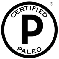 certified paleo logo registered trademark of the paleo foundation paleo certification