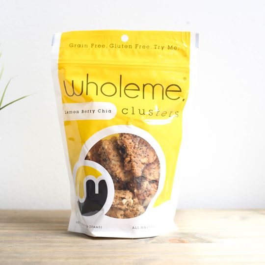 WholeMe - All of our products are grain-free, gluten-free, dairy-free and soy-free. By creating products without these common allergens, WholeMe is committed to creating universally healthier foods. #paleo #certifiedpaleo