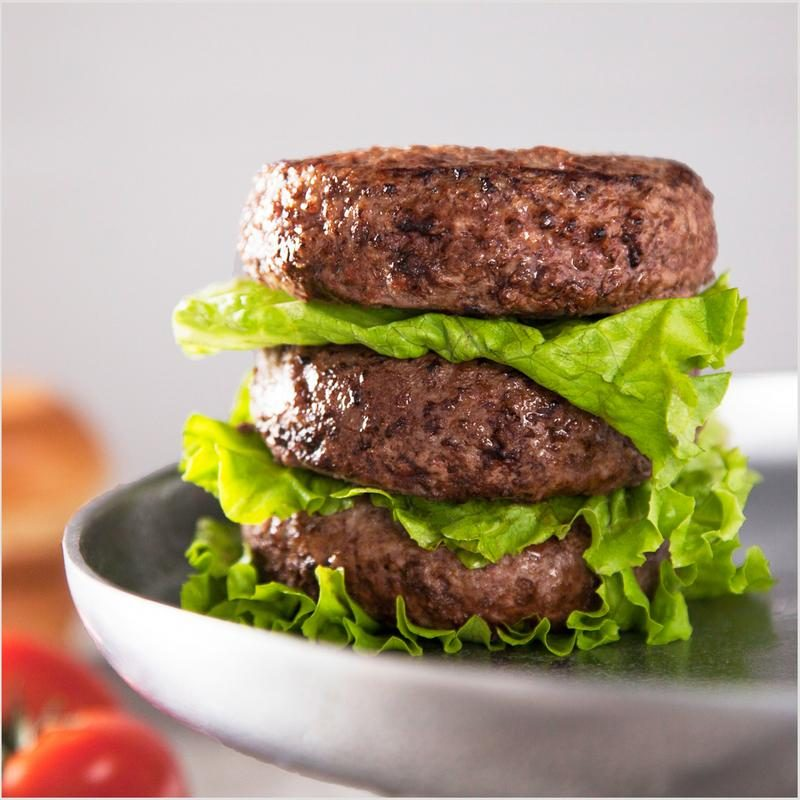 92% Lean 1:3lb. Burger Patties - Pre Brands - Certified Paleo, KETO Certified by the Paleo Foundation