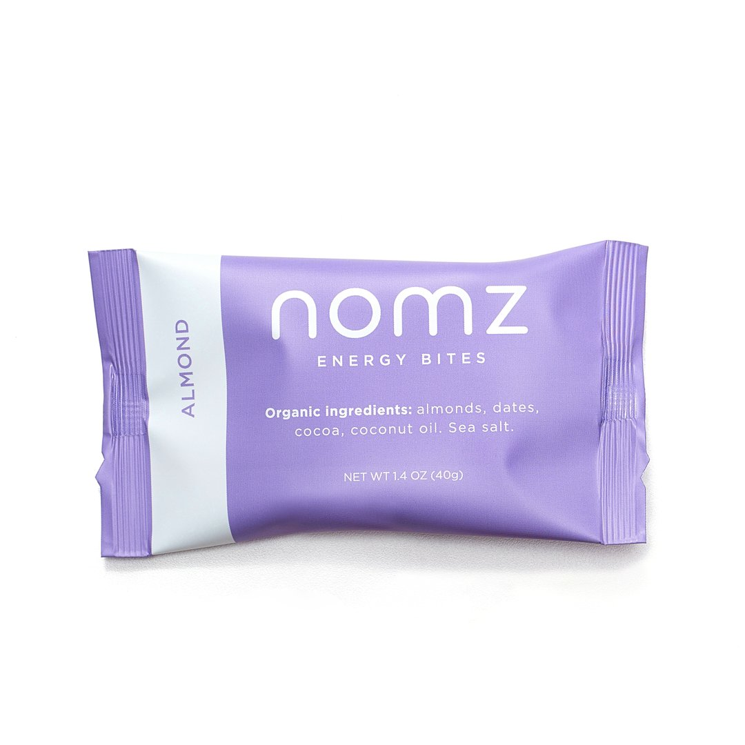 Almond Energy Bites - Nomz - Certified Paleo by the Paleo Foundation