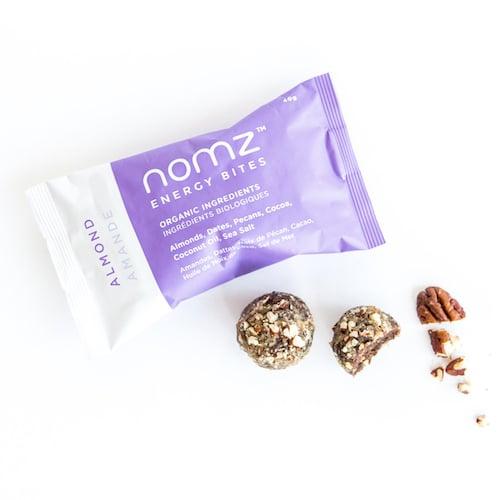 Almond Pouch - Nomz Organic - Certified Paleo - Paleo Foundation