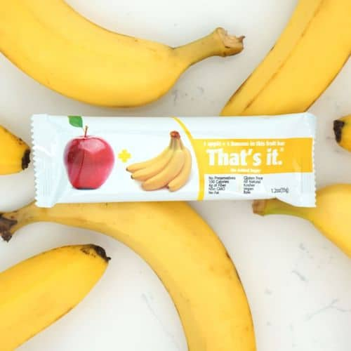 Apple + Banana - That's it.® - Certified Paleo - Paleo Foundation
