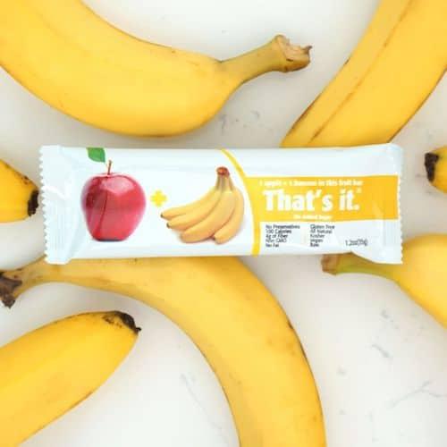Apple + Banana - That's it.® - Certified Paleo - Paleo Foundation
