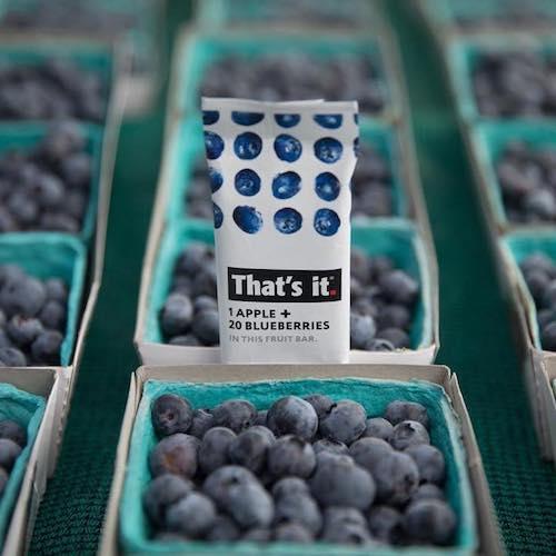 Apple + Blueberry - That's it.® - Certified Paleo - Paleo Foundation