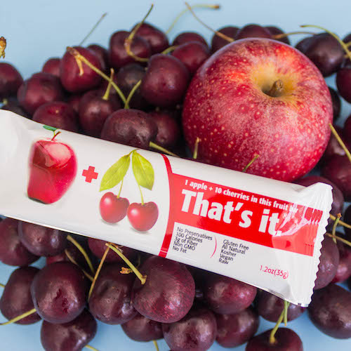 Apple + Cherry - That's it.® - Certified Paleo, Paleo Friendly - Paleo Foundation