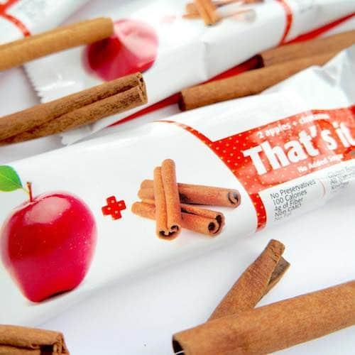 Apple + Cinnamon - That's it.® - Certified Paleo - Paleo Foundation