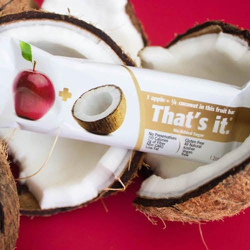 Apple + Coconut - That's it.® - Certified Paleo, Paleo Friendly - Paleo Foundation