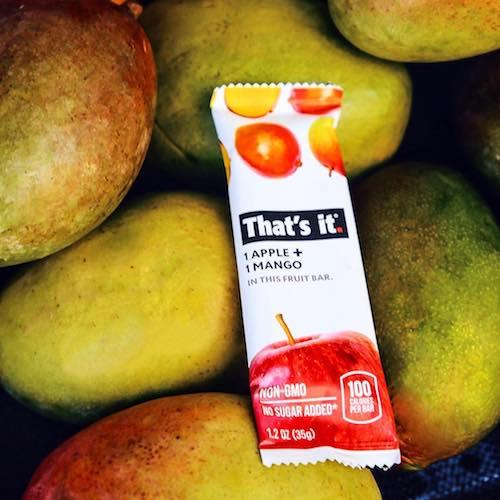 Apple + Mango - That's it.® - Certified Paleo - Paleo Foundation