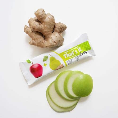 Apple + Pear + Ginger - That's it.® - Certified Paleo - Paleo Foundation