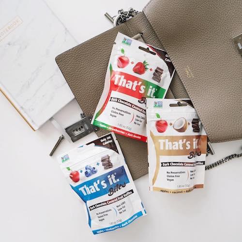 Dark Chocolate Bites - That's it.® - Paleo Friendly - Paleo Foundation