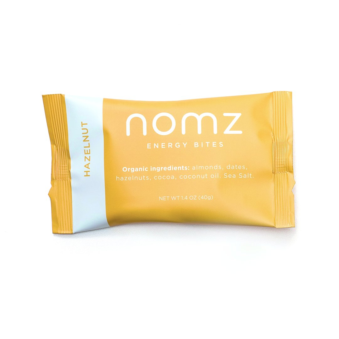 Hazelnut Energy Bites - Nomz - Certified Paleo by the Paleo Foundation