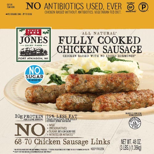 recipe: jones turkey sausage nutritional information [35]