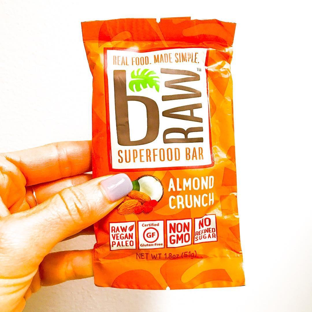 Braw superfood bars paleo foundation for Superfood bar